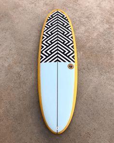 surfboard design / album surf