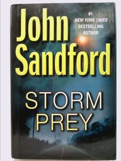 Storm Prey (John Sandford) | New and Used Books from Thrift Books