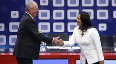 El veterano de Wall Street y la hija de un ex presidente que disputan la Presidencia