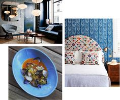 19 Reasons Why We Love Blue A truly versatile shade that extends a soothing detail to every site and space. Here are the places, people, and music that emulate the hue with effortless perfection.