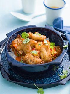 Seafood, Chicken, Meat, Cooking, Drinks, Baby, Pineapple Juice, Balsamic Vinegar, Rice