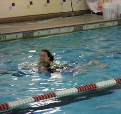 Ashley & WPI Swimming & Diving