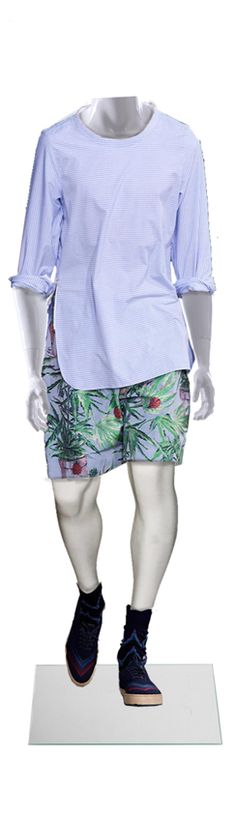 maniqui manikin paul Smith ss2015 menswear casualwear