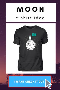 607601e36d1 ASTRONAUT MOON T SHIRT IDEA merch ideas merch ideas Products merch ideas  clothing merch ideas Products