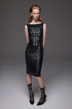 Talbot Runhof Pre-Fall 2014 Fashion Show