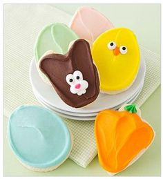 Cheryl's Easter Cookie Deal – Six Cookies for $9.99 Shipped #easter #cookie #sale