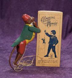 Climbing Monkey 1905