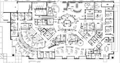 Dental Office Floor Plans, Orthodontic and Pediatric – home office design layout Office Layout Plan, Office Floor Plan, Floor Plan Layout, Office Layouts, Dental Office Design, Workplace Design, Home Office Design, Office Designs, Office Decor