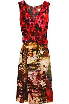 Olivia Velvet Dress by Erdem #Dress #erdem