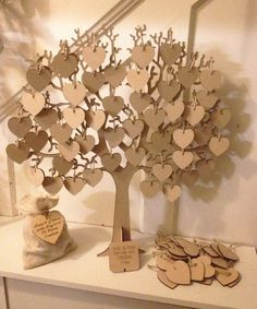 wishing tree large by craft heaven | notonthehighstreet.com