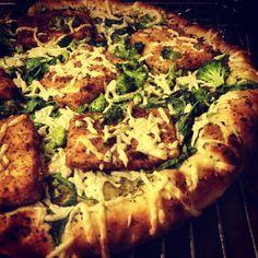 Vegan Pizza...Allston...Hello tasty little treat!