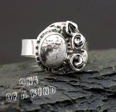 Ocean Jasper Ring, $83- roxysjewelry.com