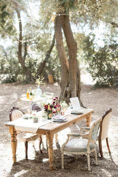 Photography: Koman Photography - komanphotography.com  Read More: http://www.stylemepretty.com/california-weddings/2015/01/28/organic-jewel-tone-wedding-inspiration/