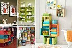 reciclagem ideias para decoração - Pesquisa Google