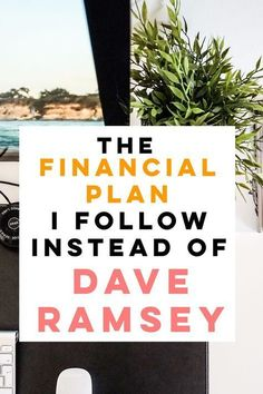 Here's the modern financial plan that's better than Dave Ramsey's baby steps! Dave Ramsey has a great financial plan to get out of debt, but if you want to be debt free and build wealth you need to have an updated Dave Ramsey baby steps plan! Financial Peace, Financial Tips, Financial Planning, Financial Assistance, Retirement Planning, Budgeting Finances, Budgeting Tips, Money Tips, Money Saving Tips