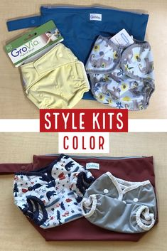Mixed brands of coordinating colors Coordinating Colors, Fun Prints, Cloth Diapers, Gym Shorts Womens, Kit, Clothes, Collection, Ideas, Style