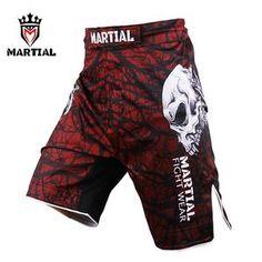 HQ MMA Bad Boy Muay Thai Fighting Shorts crossfit Breathable Sports Tiger Trunks
