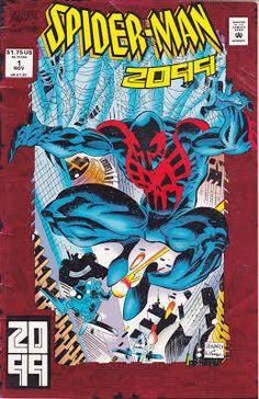 spiderman 2099 1 - Google Search
