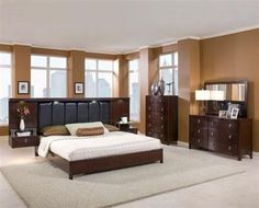 Serpentine Bedroom Bedroom Sets 897-SETS