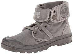 Palladium Pallabrouse Baggy Herren Desert Boots, Grau (Titanium/High-Rise 066), 47 - http://on-line-kaufen.de/palladium/47-eu-palladium-pallabrouse-baggy-herren-desert