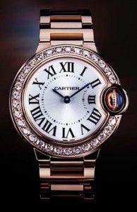 Ballon Bleu de Cartier....my ultimate watch In Rosé gold❤❤❤