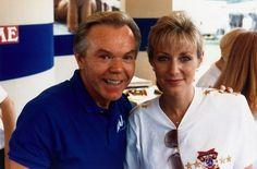 Dick Goddard & Robin Swoboda