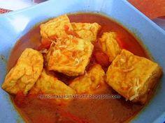 Resep Semur Tahu Sederhana Praktis | Resep Masakan Indonesia (Indonesian Food Recipe)
