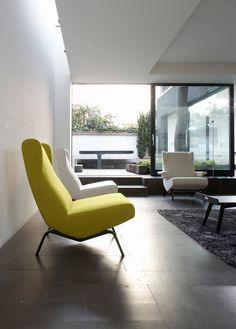 Archi Armchair Designed By Pierre Paulin For Ligne Roset | Available At  Linea Inc. Modern · Ligne RosetModern FurnitureArmchairsLos AngelesWing ...