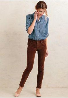 Paddington Corduroy Pants | Ruche                                                                                                                                                                                 More