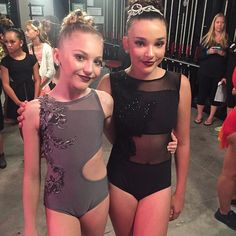 Another great day for these two! #Aldcla #dancemomsseason7