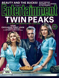Twin Peaks 2017...IT'S COMING!!!!