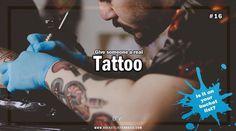 Give someone a real tattoo?! #bucketlist #bucketlistidea #BLF #tattoo