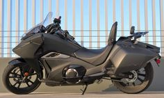 2015 Honda NM4 Profile Left