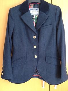 Joules Parade Jacket Size 14 New