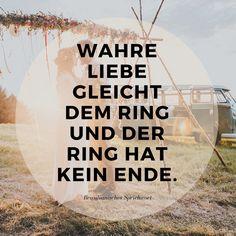 WAHRE LIEBE GLEICHT DEM RING UND DER RING HAT KEIN ENDE - Brasilianisches Sprichwort#wedding#glück#love#feeling#ring#liebe Foto: Roman Kasselmann