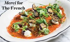 Thanks to chef-owner Vincenzo Betulia, you can eat like you're in Paris—and feel like you're there, too. Curry, French, Dining, Eat, Ethnic Recipes, Life, Food, Curries, French People