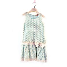 7f526ab5b7c Dress CRUISE - Girl - Spring Summer 2012 - Dress Jampsuit - Girl fashion clothing  Girl fashion baby - Monnalisa Dreams