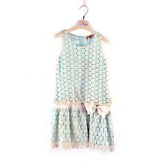 Dress CRUISE - Girl - Spring/Summer 2012 - Dress/Jampsuit - Girl fashion clothing Girl fashion baby - Monnalisa Dreams