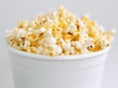 Question: Is popcorn healthy? Answer: Sometimes. Find out the details.
