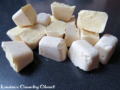 This is how you can make dishwasher detergent cubes , homemade. It's no secret that I love making things from scratch if I can. That goes fo...