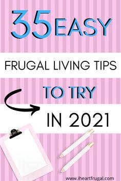 Money Tips, Money Saving Tips, Saving Ideas, Frugal Living Tips, Frugal Tips, Budgeting Finances, Budgeting Tips, Budgeting Worksheets, Financial Tips