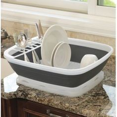 Collapsible Dish Rack 280x280 Chefs Catalog $5 off $15 Coupon! http://www.sailboat-interiors.com/ http://www.sailboat-interiors.com/store