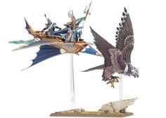 Warhammer Fantasy - High Elf Lothern Skycutter