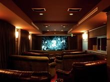 Exclusive Hotel Interior Design of Soho Beach House Miami Beach, Screening Room Soho Beach House Miami, Miami Beach, Room Screen, Cinema Room, Private Club, Home Cinemas, House Design, Interior Design, House Styles