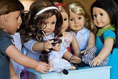 кукла для куклы