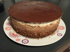 #entremet 3 #chocolat #gâteau #pâtisserie #gourmandise