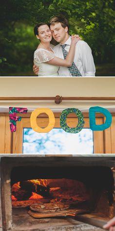 A Colourful + Whimsical Homemade Wedding ~ UK Wedding Blog ~ Whimsical Wonderland Weddings