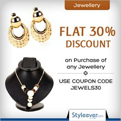 Make this Diwali special with Flat 30% Discounts on jewellery.