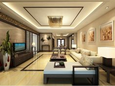 Waris All about buildings Living Room Ideas House Ceiling Design, Ceiling Design Living Room, Bedroom False Ceiling Design, False Ceiling Living Room, Master Bedroom Interior, House Design, Living Room Tv Unit Designs, Indian Living Rooms, Hallway Designs
