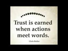 Trust is earned Poem Quotes, True Quotes, Great Quotes, Quotes To Live By, Inspirational Quotes, Poems, Hard Truth, Truth Hurts, The Words
